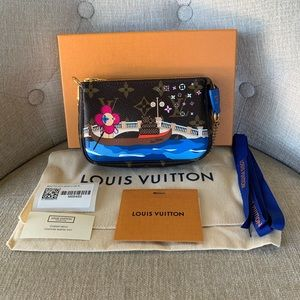 Louis Vuitton Mini Pochette Vivienne in Venice